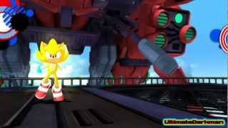 getlinkyoutube.com-Sonic Generations - SADX Sonic V5 Release