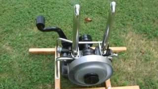 getlinkyoutube.com-Hot Rod Maytag Twin Engine