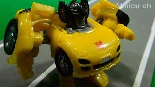 getlinkyoutube.com-トランスフォーマー QT12 サンストリーカー (マツダ RX-7 FD3S)