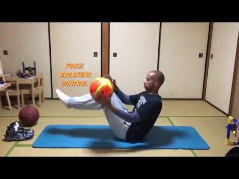 Basketball Drills At Home.