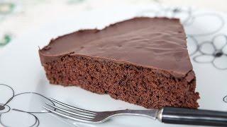 getlinkyoutube.com-Bebina kuhinja - Posna čokoladna pita - Domaći video recept
