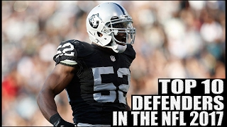 Top 10 Best Defensive Players in the NFL 2017