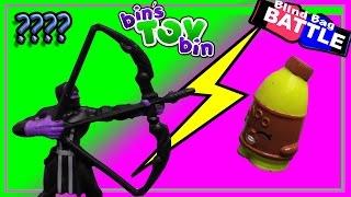 getlinkyoutube.com-Blind Bag Battle #20 - Marvel 500, Shopkins, Toy Story, & LPS! Opening by Bin's Toy Bin