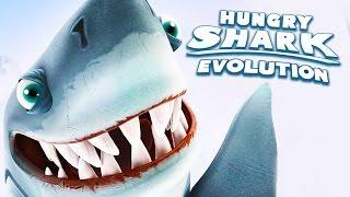 NOVO JOGO DE TUBARÕES! - Hungry Shark Evolution #5 (EVO) - NOVO JOGO!