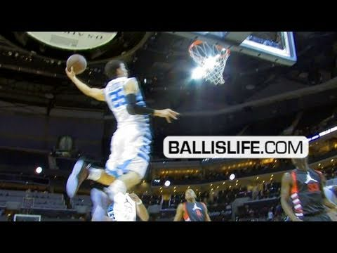 2011 Jordan Brand Classic Game Mix; SICK Highlights W/ Austin Rivers, Anthony Davis &amp; Many More!