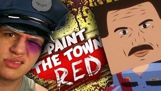 getlinkyoutube.com-TRETA NA DELEGACIA! - Paint the Town Red
