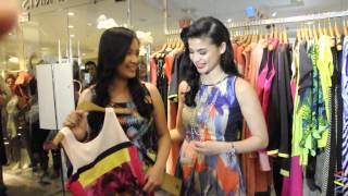 getlinkyoutube.com-Spotted: Anne Curtis nag-shopping sa mall! [EXCLUSIVE!]