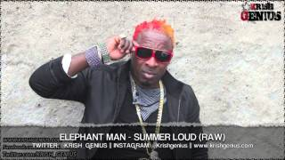 Elephant Man - Summer Loud
