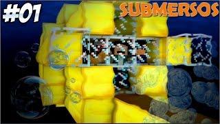 getlinkyoutube.com-Minecraft - Submersos #1 ESTAMOS VIVOS!
