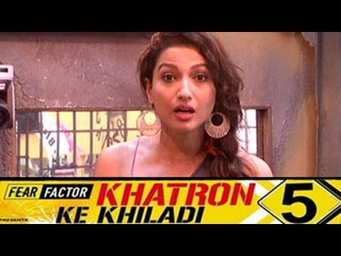 Gauhar Khan ELIMINATED from Khatron Ke Khiladi 5