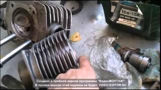 getlinkyoutube.com-Двигатель Днепр 11, Капиталка и небольшая модернизация.