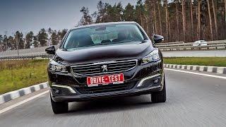 getlinkyoutube.com-Алексей Смирнов о седане Peugeot 508