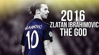 getlinkyoutube.com-Zlatan Ibrahimovic - The God - Skills & Goals 2015/16 HD