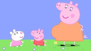 Peppa Pig English Episodes - Baby Peppa Pig and Baby Suzy Sheep! - Cartoons for Children