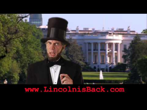 Lincoln's Ghost Haunts The White House
