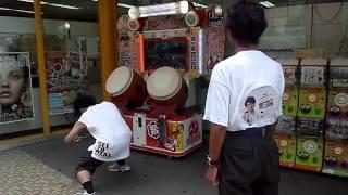 getlinkyoutube.com-梅田で見つけたキチガイ