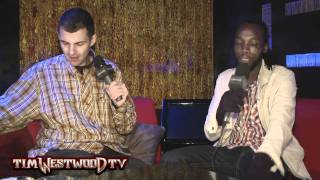 Mavado en interview chez tim westwood