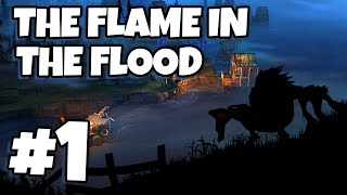getlinkyoutube.com-The Flame in the Flood #1 - Casting Off