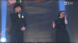 getlinkyoutube.com-Suor Cristina feat. J-Ax - Gli Anni di Max Pezzali