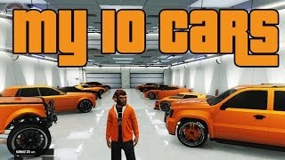 getlinkyoutube.com-GTA5 MY CARS!