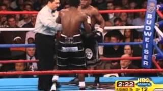 (Fight 31) Floyd Mayweather vs. Phillip Ndou [2003-11-01]