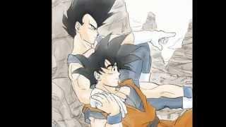 getlinkyoutube.com-Goku x Vegeta - Complicated