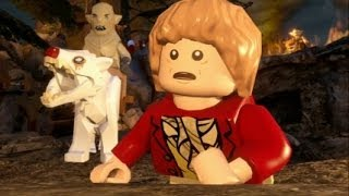 getlinkyoutube.com-LEGO The Hobbit (PS4) 100% Guide - Chapter 8 - Out of the Frying Pan (All Minikits)