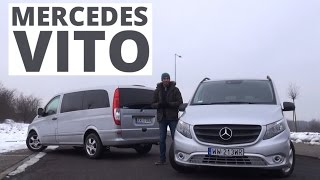 getlinkyoutube.com-Mercedes Vito II 111 CDI 116 KM & Mercedes Vito III 111 CDI 114 KM – porównanie AutoCentrum.pl #173