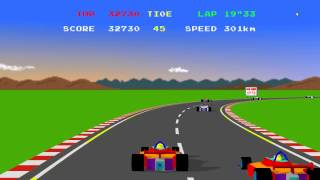 """getlinkyoutube.com-Project """"ppengine"""" - a modern HD remake of the Pole Position arcade game by Atari/Namco"""