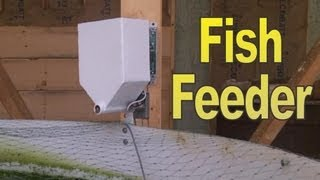 getlinkyoutube.com-Automatic Fish Feeder