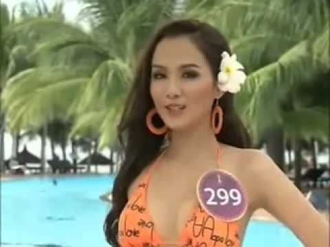 Vận chuyển hàng đi Mỹ, Úc, Canada; xem video hoa hậu bikini nóng bỏng