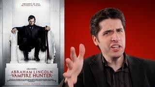 getlinkyoutube.com-Abraham Lincoln Vampire Hunter movie review