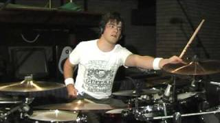 getlinkyoutube.com-Cobus - Bomfunk MC's - Freestyler (Drum Cover)