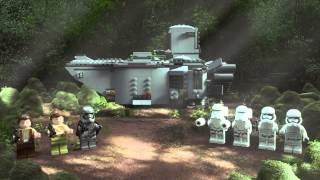 getlinkyoutube.com-Star Wars VII The Force Awakens - New September 2015 Lego Sets Mini Movies (8 Mini Movies)
