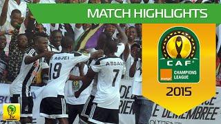 TP Mazember vs USM Alger | 2015 Orange CAF Champions League | Final (2nd Leg)