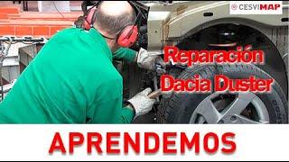 getlinkyoutube.com-Reparación Dacia Duster