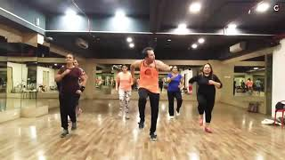 Chalti Hai Kya 9 Se 12 Full Song Zumba Dance | Bollywood Fitness | Judwaa 2 | Varun | Jacqueline