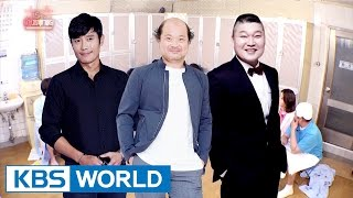 How shocking! Kim Sangho is the same age as Lee Byunghun? [Happy Together / 2017.03.23]