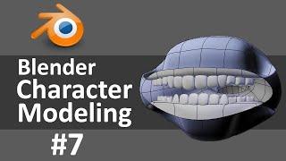 getlinkyoutube.com-Blender Character Modeling 7 of 10