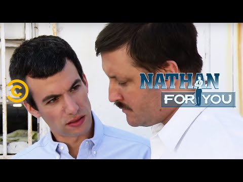 Nathan For You: Shoplifting Part 2