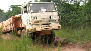 Monster Truck Madness in the DRC!!