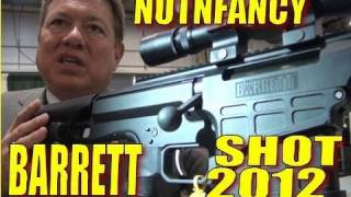 getlinkyoutube.com-NUTNFANCY SHOT 2012 Barrett: This Ain't No Deer Rifle