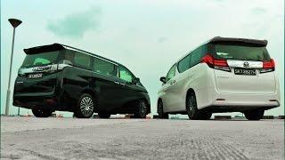 getlinkyoutube.com-Toyota Alphard Vellfire Review - Clutched Se4Ep4