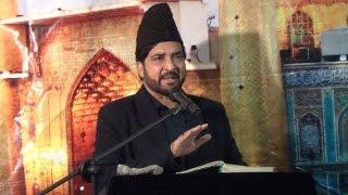 getlinkyoutube.com-Allama Ali Nasir Al-Hussaini | 25th Muharram 1436 | Imam Bargah Al Haider Trust (London, UK)