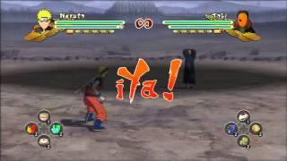 getlinkyoutube.com-Naruto Shippuden Ultimate Ninja Storm 3 -Combos Avanzados- PS3/Xbox360