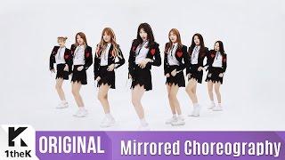 getlinkyoutube.com-[Mirrored] SONAMOO(소나무)_I Think I Love U Choreography(나너좋아해) 거울모드 안무영상)_1theK Dance Cover Contest