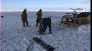 getlinkyoutube.com-Antarctic Hagglunds BV206 Extream off road rescue