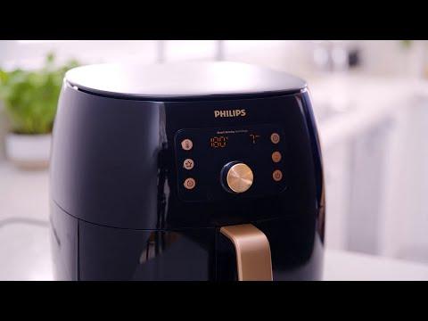 Philips Digital Airfryer XL - Black