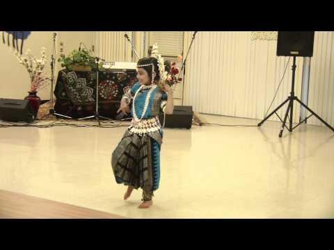 Prachi - Sajini Sajini (Odissi Style Bangla Dance)