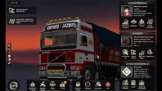 getlinkyoutube.com-Euro Truck Simulator 2  Volvo- F12 v.12